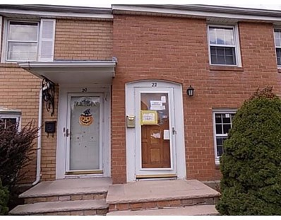 22 Trudy Ter UNIT 22, Brockton, MA 02301 - MLS#: 72407313