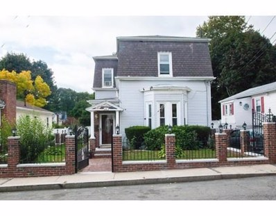 543 Beech St, Boston, MA 02131 - MLS#: 72407343
