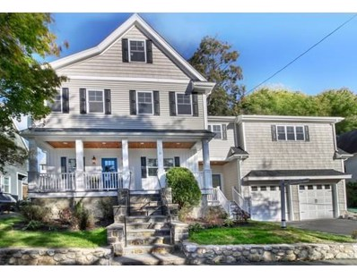 35 Irving Street, Melrose, MA 02176 - MLS#: 72407819
