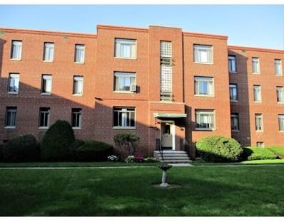 18 Ashland Street UNIT 3L, Worcester, MA 01609 - MLS#: 72407852