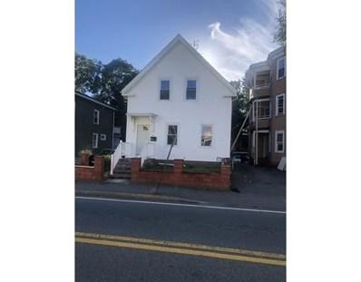 56 N Warren Ave, Brockton, MA 02301 - MLS#: 72407917