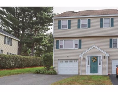 56 Jetwood Street UNIT 1, North Andover, MA 01845 - MLS#: 72408060