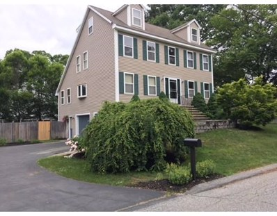 23 McGinness Way, Billerica, MA 01821 - MLS#: 72408144