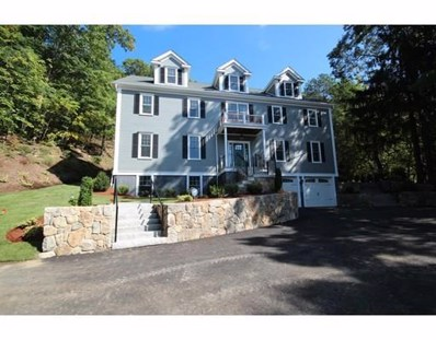 72 Great Plain Avenue, Wellesley, MA 02482 - MLS#: 72408174