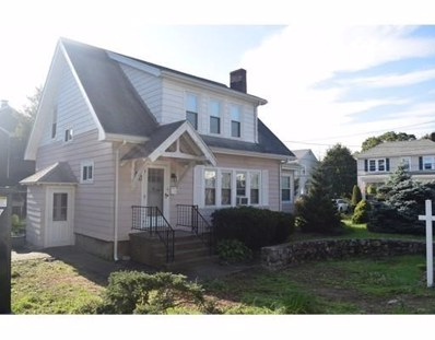 5 Janet Road, Quincy, MA 02170 - MLS#: 72408196