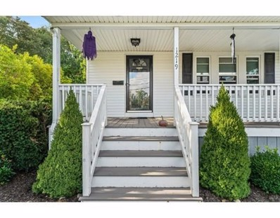 1219 Washington St., Braintree, MA 02184 - MLS#: 72408221