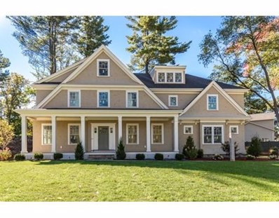 1 Winding Road, Lexington, MA 02421 - MLS#: 72408227
