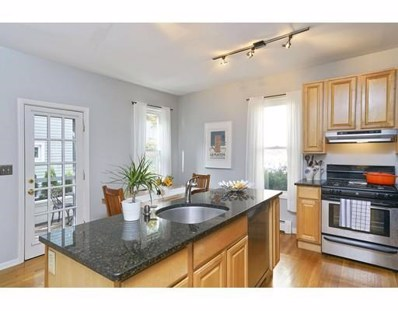 22 Prince Street UNIT 22, Cambridge, MA 02139 - MLS#: 72408232