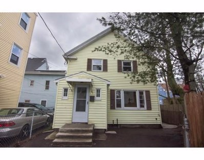 6 High Rock Street, Lynn, MA 01902 - MLS#: 72408236