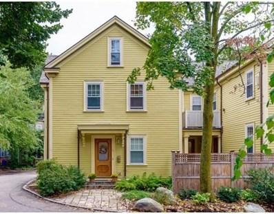 16 Warren Square UNIT 16, Boston, MA 02130 - MLS#: 72408417