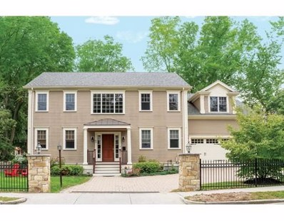 85 Woodcliff Rd, Newton, MA 02461 - MLS#: 72408527