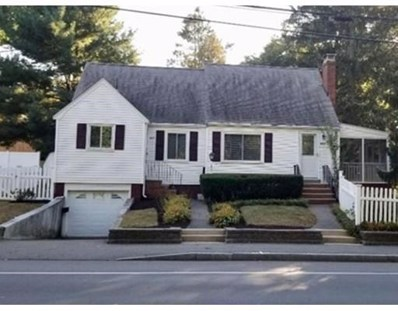 497 Walnut St, Saugus, MA 01906 - MLS#: 72408646