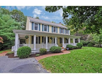 34 Tracy Circle, Mansfield, MA 02048 - MLS#: 72408692