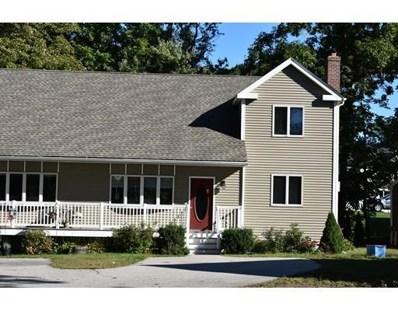 35 Woodland Ave UNIT 35A, Milford, MA 01757 - MLS#: 72408711