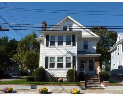 134 Waverley St. UNIT 1, Belmont, MA 02478 - MLS#: 72408887