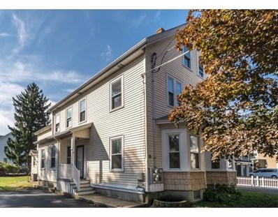 35 Wadsworth Avenue UNIT 35, Waltham, MA 02453 - MLS#: 72408934