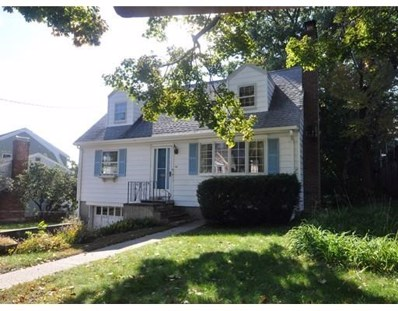43 Epping Street, Arlington, MA 02474 - MLS#: 72408998