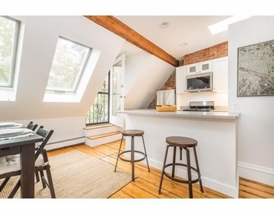 22 E Springfield St UNIT 4, Boston, MA 02118 - MLS#: 72409007