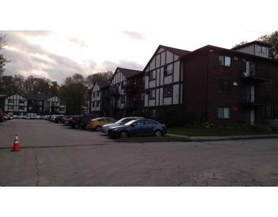 121 Whipple St UNIT 15, Worcester, MA 01610 - MLS#: 72409158