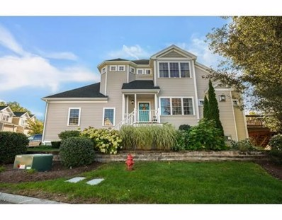 8 Indian Woods Way UNIT 8, Canton, MA 02021 - MLS#: 72409164