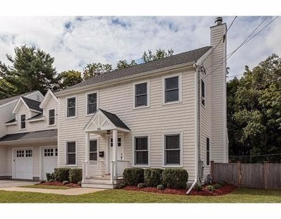 92 Middlesex St UNIT 92, Winchester, MA 01890 - MLS#: 72409180