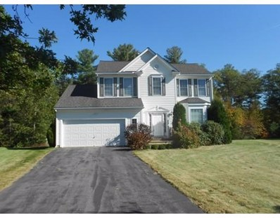 8 Eagle Rock Terrace, Grafton, MA 01560 - MLS#: 72409293