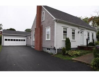 95 Harold Ave, Somerset, MA 02726 - MLS#: 72409319