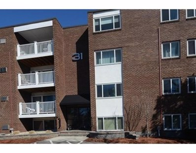 31 Jones Ter UNIT 25, Stoughton, MA 02072 - MLS#: 72409356