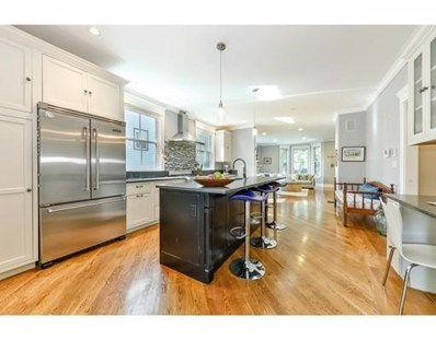 163 Kent St UNIT 1, Brookline, MA 02446 - MLS#: 72409359