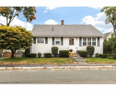 5 Place Ln, Woburn, MA 01801 - MLS#: 72409417