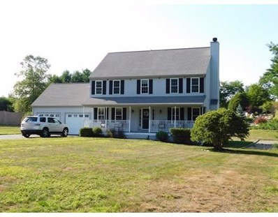 17 Jodie Cir, Uxbridge, MA 01569 - MLS#: 72409491