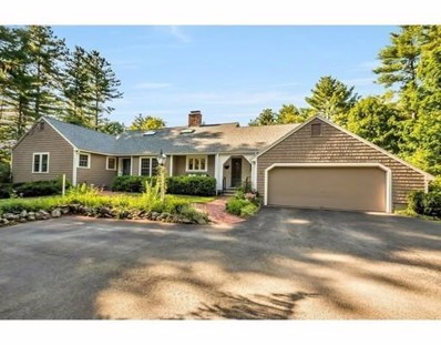 6 Peckham Hill Road, Sherborn, MA 01770 - MLS#: 72409519