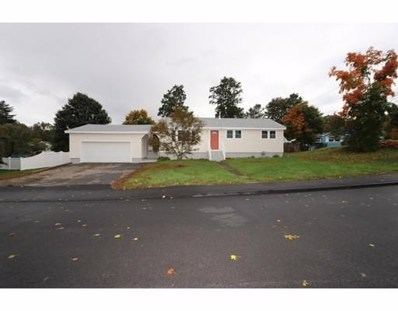 124 Farmington Circle, Marlborough, MA 01752 - MLS#: 72409586