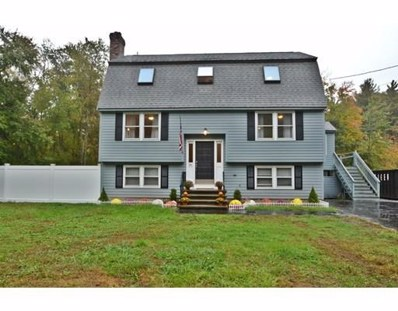 36 Newton Ave, Tewksbury, MA 01876 - MLS#: 72409667