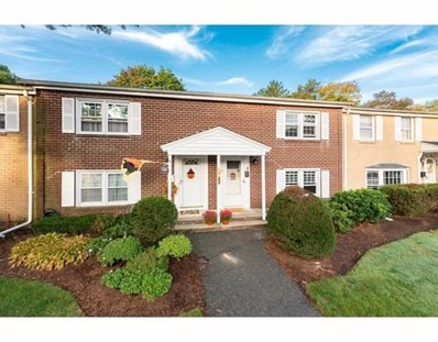 18 Trudy Ter UNIT J 81, Brockton, MA 02301 - MLS#: 72409702