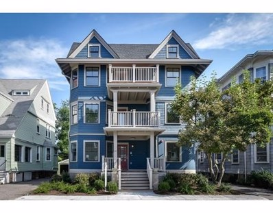 29 Elm Street UNIT #3, Brookline, MA 02445 - MLS#: 72409731