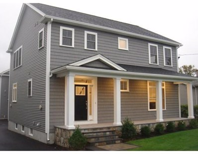 250 Pearl Street UNIT 1, Newton, MA 02458 - MLS#: 72409841