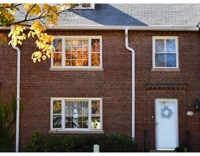 5 Walnut Street UNIT D, Devens, MA 01453 - MLS#: 72409933