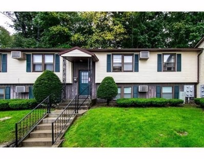 115 South St UNIT 8, Chicopee, MA 01013 - MLS#: 72409962