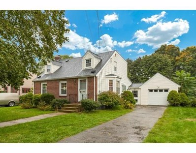 13 Lodge Ave, Saugus, MA 01906 - MLS#: 72410046