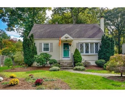8 Pathwood Ave, Burlington, MA 01803 - MLS#: 72410086