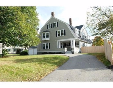 245 Andover St, Lowell, MA 01852 - MLS#: 72410289