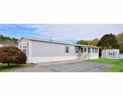 137 Nantucket Dr., Taunton, MA 02780 - MLS#: 72410369