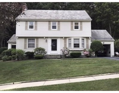 5 Chiltern Hill Dr, Worcester, MA 01602 - MLS#: 72410423