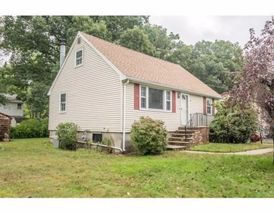 25 Hillcrest Rd, Burlington, MA 01803 - MLS#: 72410510