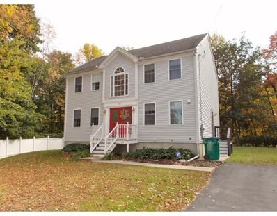 206 Franklin Rd, Fitchburg, MA 01420 - MLS#: 72410663