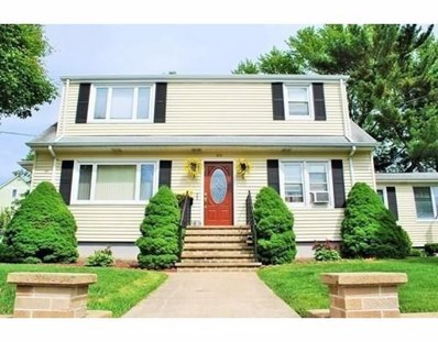 708 South Almond Street, Fall River, MA 02724 - MLS#: 72410669