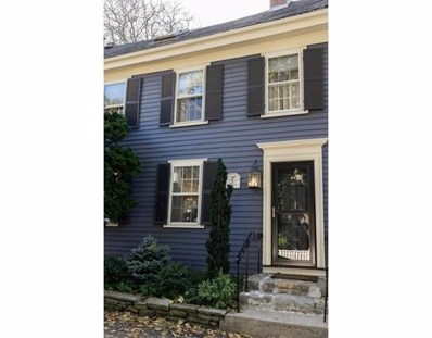 8 Middle St, Marblehead, MA 01945 - MLS#: 72411051