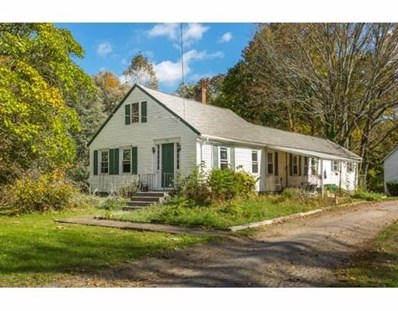 136 Old Elm St, Mansfield, MA 02048 - MLS#: 72411088