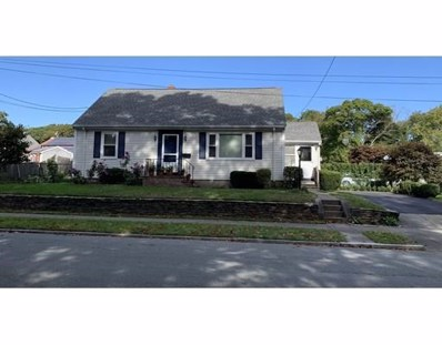 1061 Bowles St, New Bedford, MA 02745 - MLS#: 72411193